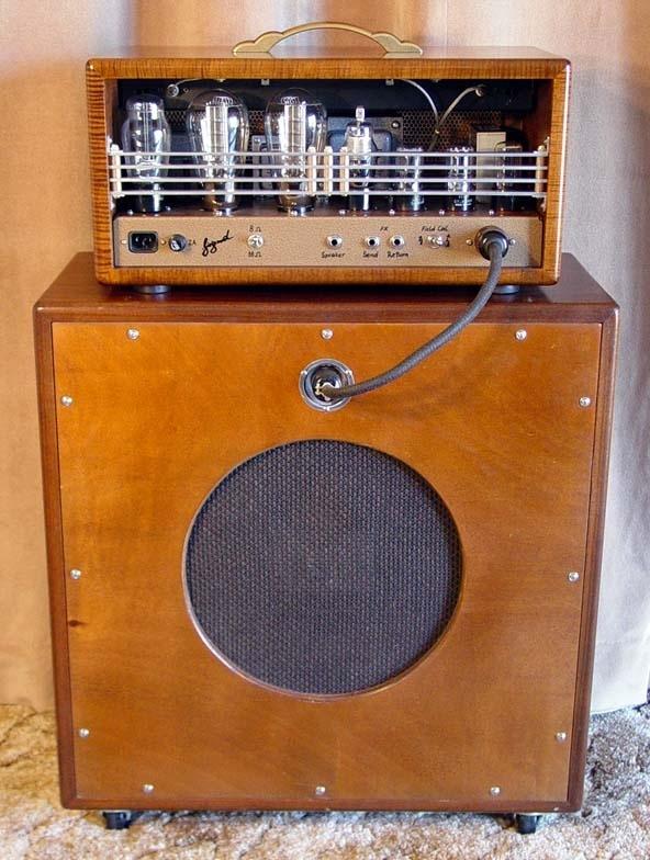 Sound King Tube Amplifier