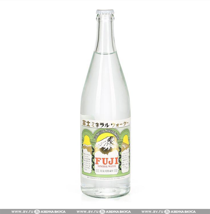 Вода минеральная FUJI природная столовая Fuji Mineral Water Co., Ltd. 0.78л ст/б Япония по цене 328 руб 0 коп