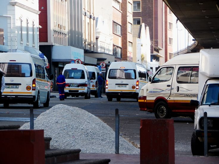 Port Elizabeth Taxi Rank