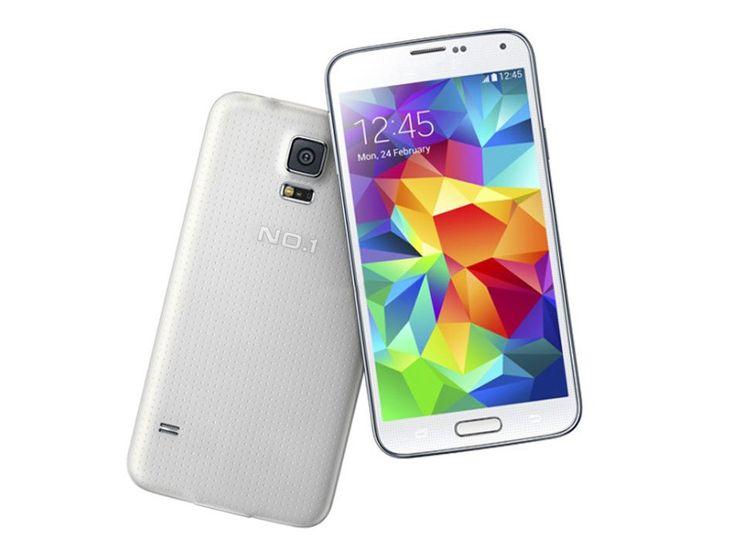 Interesante: El No.1 S7T, clon del Galaxy S5, posee lector de huella digital
