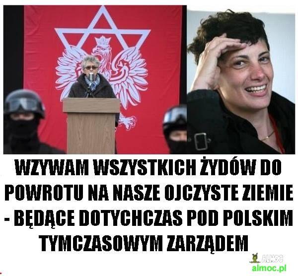 zapraszamy wszsytkioch żydów do Polski?