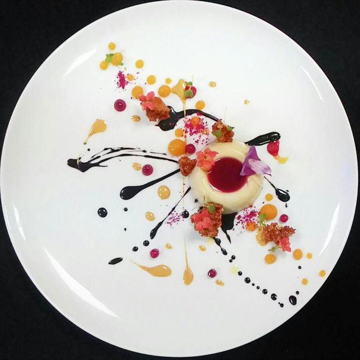 #raspberry #finedining #mascarpone #desserts #dessertporn #dessertmasters #chef…