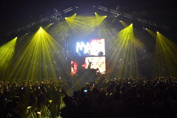 David Guetta(デヴィッド・ゲッタ)の東京公演ではBABY-T、TJO、そして初来日のMAKOがプレイ