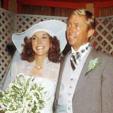 Today in 1980, Karen Carpenter marries her first husband, Thomas Burris