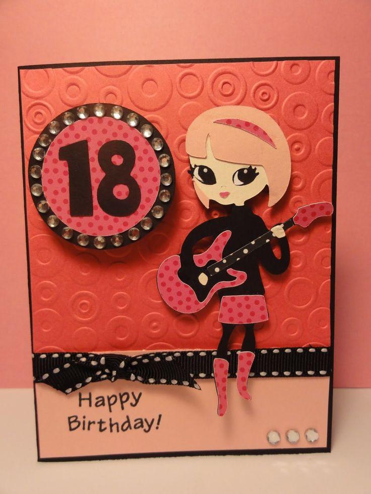 happy birthday niece - Google Search   18th birthday cards ...