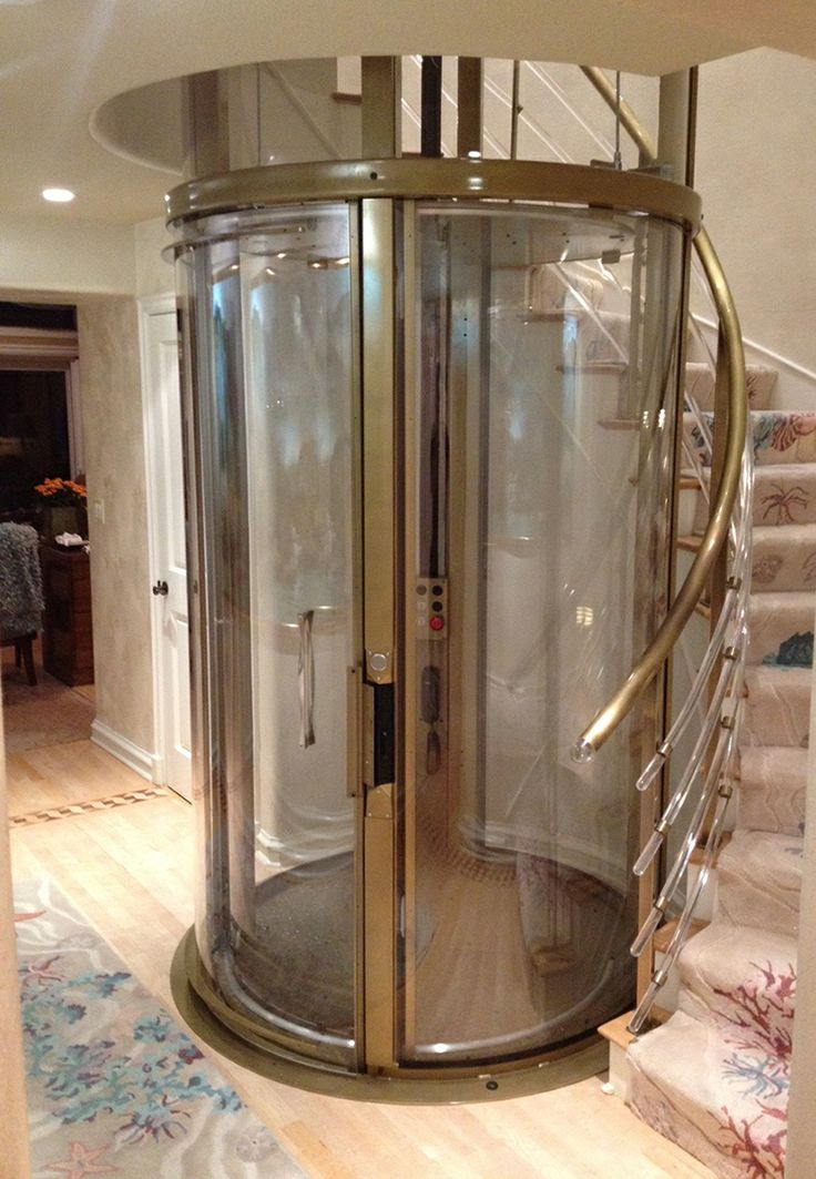 288 mejores im genes de escalera y ascensor en pinterest Elevator home plans