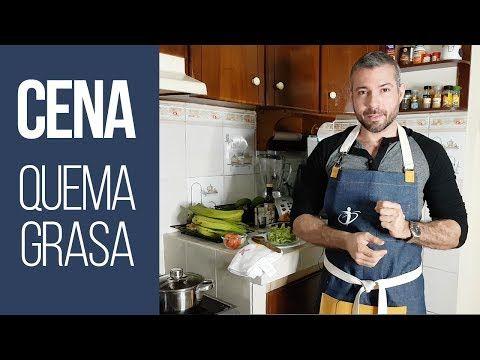 La MEJOR Cena Para Bajar de Peso - Cena Para Perder Peso - Carbohidratos en la Noche - YouTube