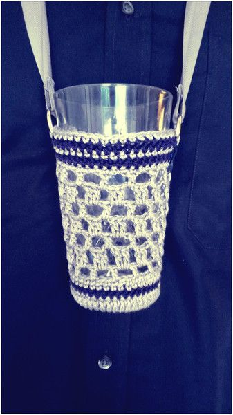 Weiteres - Bembel Apfelweinglashalter - ein Designerstück von ReWOLLte bei DaWanda