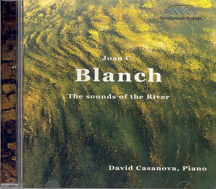 Blanch, Joan Carles. The Sounds of the river [Enregistrament sonor]. 	[S.l. : l'autor], DL 2016