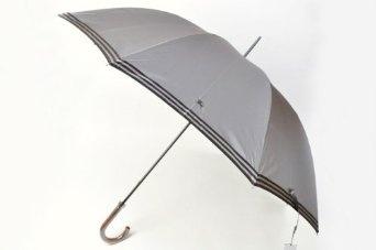 Amazon.co.jp: (バーバリー)BURBERRY ホースマーク 雨傘 (長傘)メンズ グレー: 服&ファッション小物