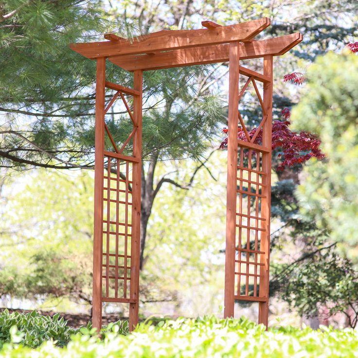 Best 20 Wood arbor ideas on Pinterest Garden arbor Arbors and
