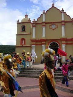 Boaco, Nicaragua/ Danza folklorica de los Bailantes.