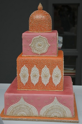 454 Best Indian Wedding Cakes Creative Wedding Cakes