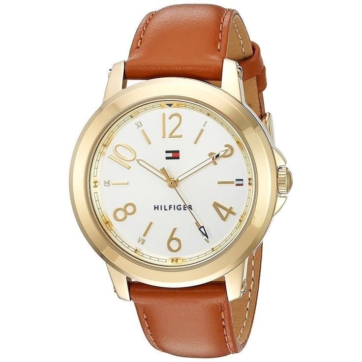 Tommy Hilfiger Leather Ladies Watch 1781754
