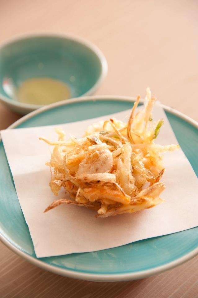 Japanese Onion Tempura