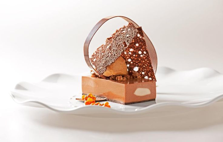 Chicago Restaurant Pastry Competition Quot Choco Noix De Coco