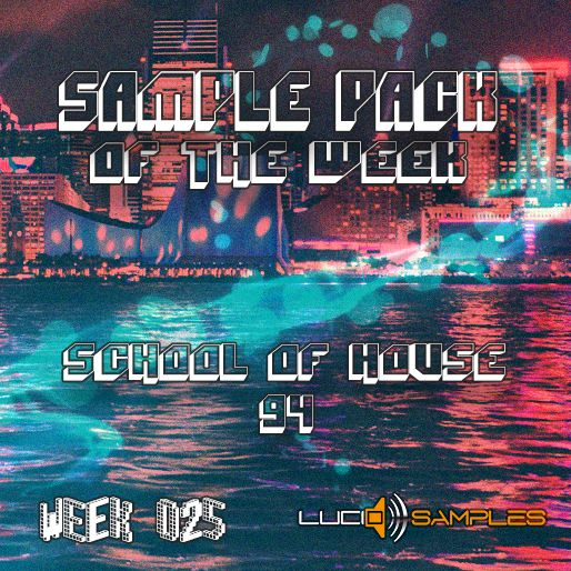 Sample Pack of the Week (025) School of House 94 / Description: Contains over 250 Megabytes of Drums, Bass lines, Organs, Keyboard riffs etc. Link: http://www.lucidsamples.com/classic-house-samples-packs/227-school-of-house-1994.html #classichouse #house