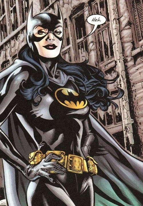 Batgirl                                                                                                                                                                                 Más