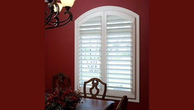 48 Best Images About Awf Arched Plantation Shutters On