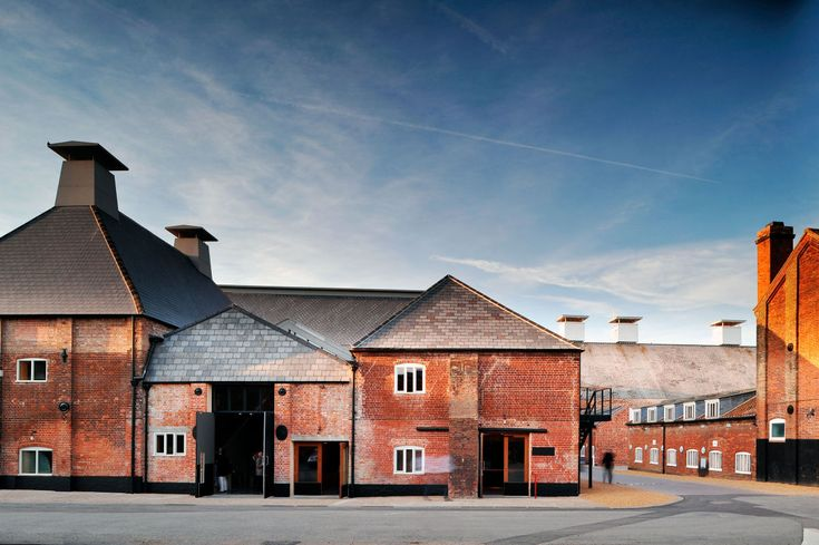 Aldeburgh Music's new creative campus at Snape Maltings is part of a phased development of grade 2 listed 19th century maltings buildings at the edge of the Suffolk marshes, brings a range of derelict granaries and kilns into use as rehearsal and occas...