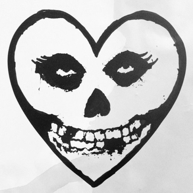 Image result for misfits fiend tattoo