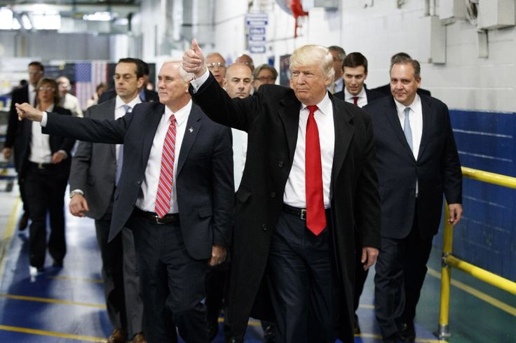 He may have kept 800 Carrier jobs in Indiana, but thousands more are slated to be moved abroad |In the very same state as Carrier, ball bearings and valve manufacturer Rexnord has officially notified the Indiana government that it will lay off 350 employees and permanently close a factory in Indianapolis starting in February. The factory jobs will be relocated to Mexico; just 25 office jobs will remain. The company says about half of its total workforce is in the United States.