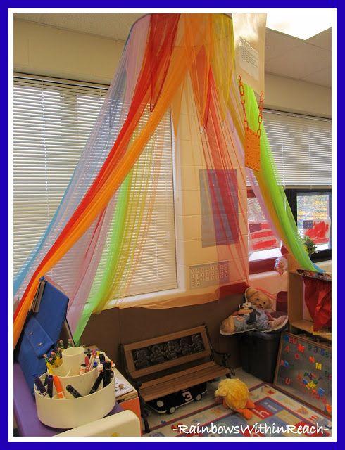 Classroom Lighting Ideas : Ideas for classroom organization and beyond
