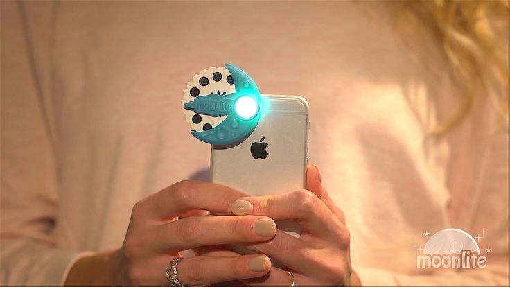 Moonlite - A Bedtime Story Projector For Your Mobile Phone project video thumbnail