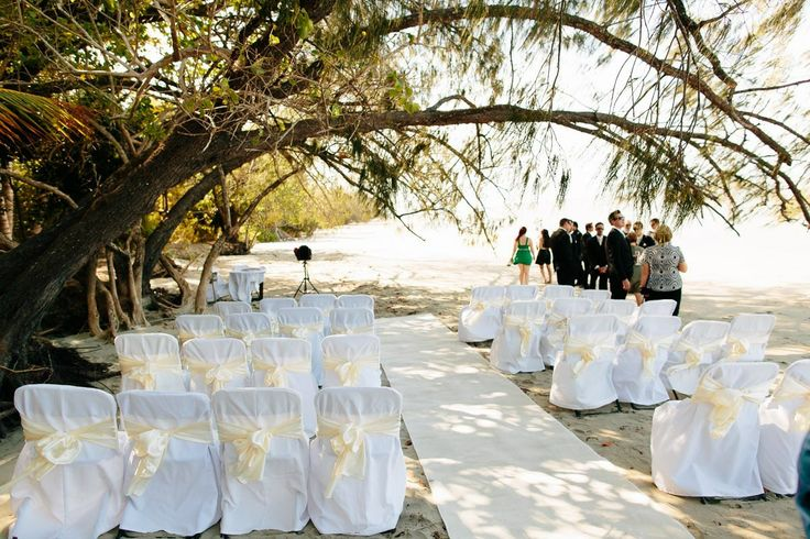 Everyone loves a simple but beautiful beach wedding  For more ideas please visit out website http://www.wardbenedict.com.au/