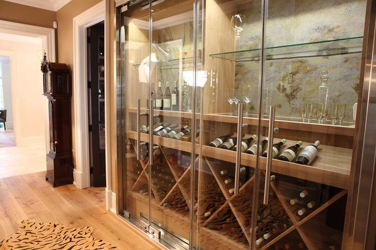 luxury wine bar realized by #PCMHomeConstructionInc #madeincanada #luxuryhomes #luxurymansions #luxuryrealestate