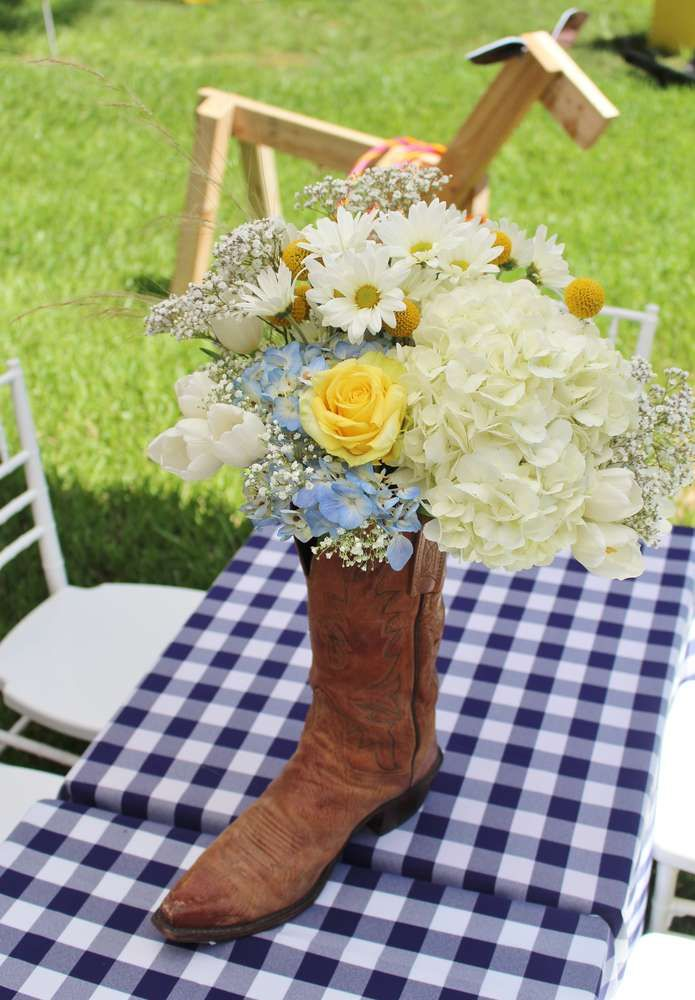 259 Best Cowboy Party Ideas Images On Pinterest Dessert Tables