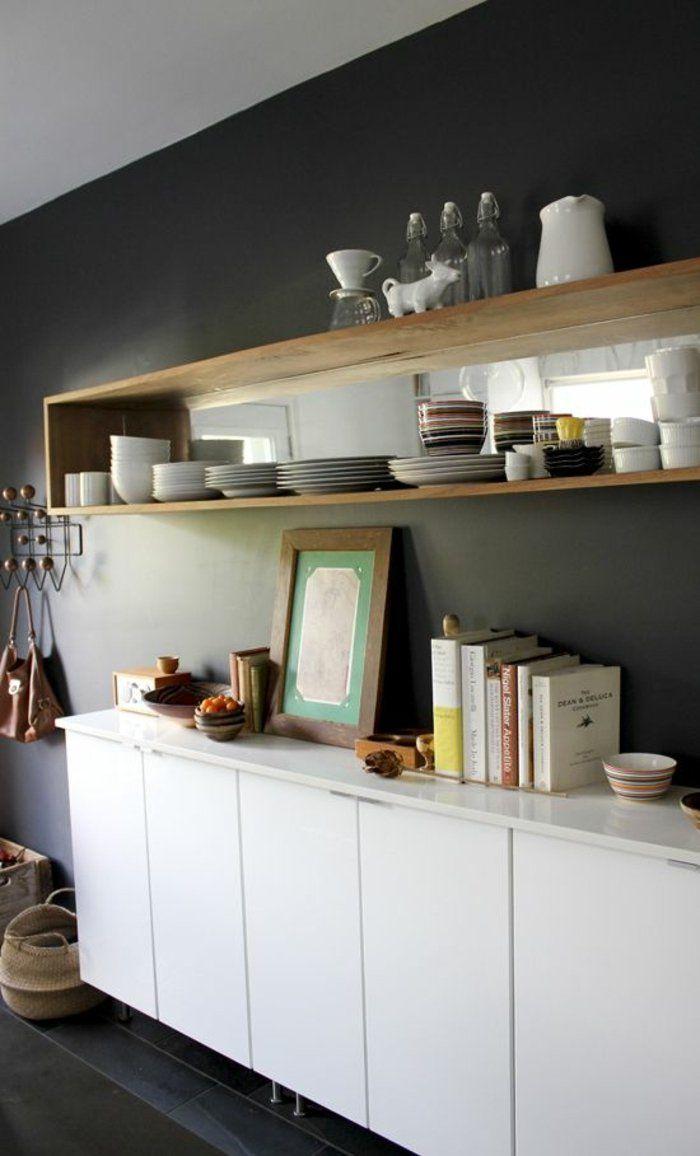 1000 id es sur le th me vaisselier blanc sur pinterest for Objets decoratifs cuisine