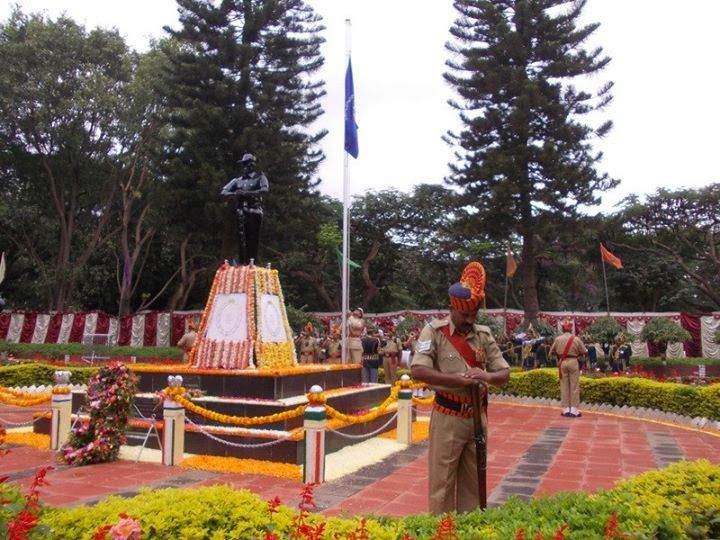 Karnataka Civil Defence ಕರ್ನಾಟಕ ಪೌರ ರಕ್ಷಣಾ नागरिक संरक्षण दल: Police Commemoration Day to be observed tomorrow (21st October every year)