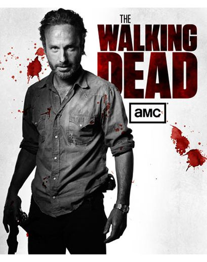 The Walking Dead; 7 days until season premiere. Now that Breaking Bad is finished (for good, why?!?!?!), it can't start soon enough!