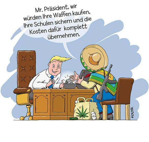 Trump Deutsch