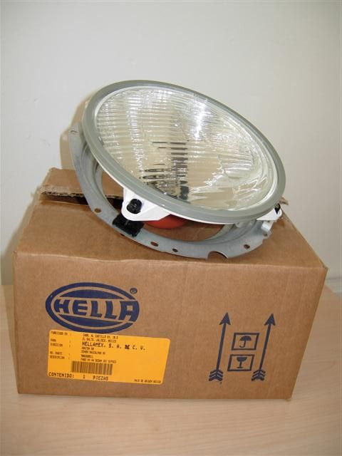 vw mexico hella headlight  |