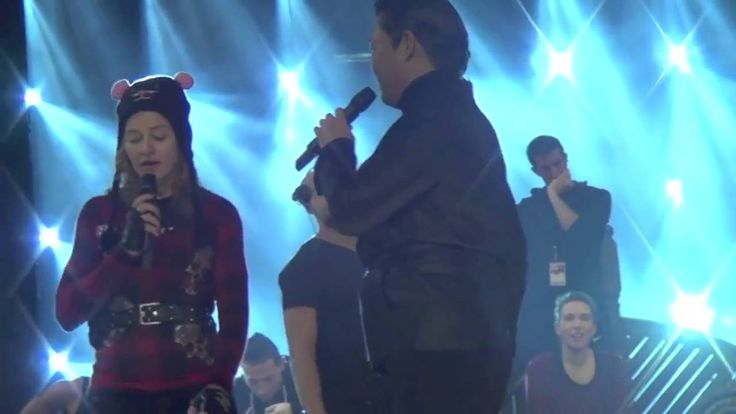 Madonna & PSY - Music - MDNA TOUR Rehearsals