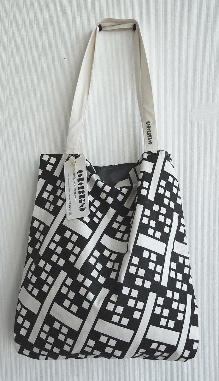 Shopping Bag 08. €30,00, via Etsy.