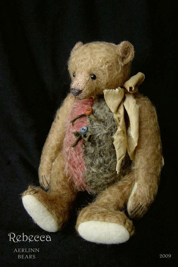 Rebecca by Aerlinn Bears