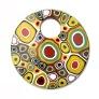 Klimt on YourMurano.com http://www.yourmurano.com/en/jewellery/pendant-murano-jewellery/klimt.html