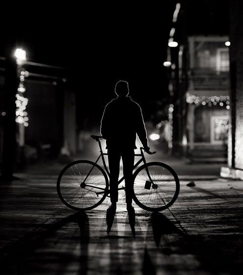 GreanbeanBack Lights, Fixie Shadows, Night Bicycles, Black White, Bicycles Shadows, White Photographyart, Bikes Riding, Bicycles Bicycles, Friday Night