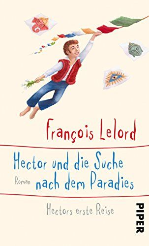 """Illustration by S. Petrauskaite """"Hector und die Suche nach dem Paradies: Hectors erste Reise"""" - Roman (Hector Abenteuer, Band 7) von François Lelord http://www.amazon.de/dp/349205627X/ref=cm_sw_r_pi_dp_G-fVwb1VEY1TY"""