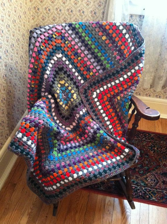 93 best images about Crochet Giant Granny Square/Rectangle ...