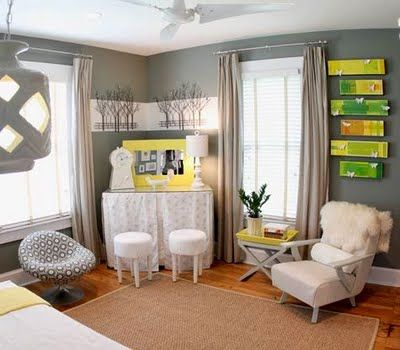 Best Gray And Yellow Decor Images On Pinterest Architecture