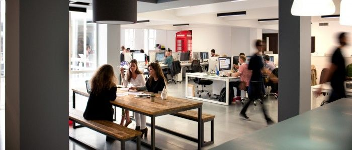 Bulletproof   London Offices
