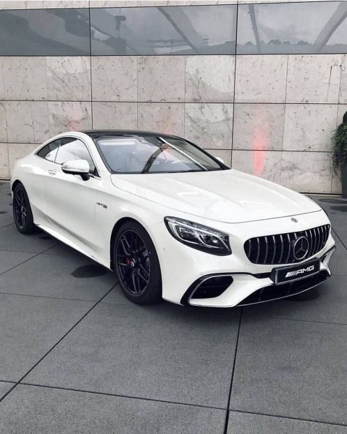 2018 Mercedes Amg S63 4matic Designo Diamand White Bright