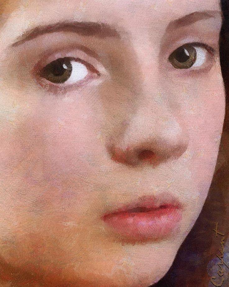~Portrait de jeune fille~