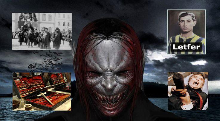 Biliyor muydun ? /// Vampirler Büyükada da mı? Osmanlı'da yaşanan Vampir olayı…