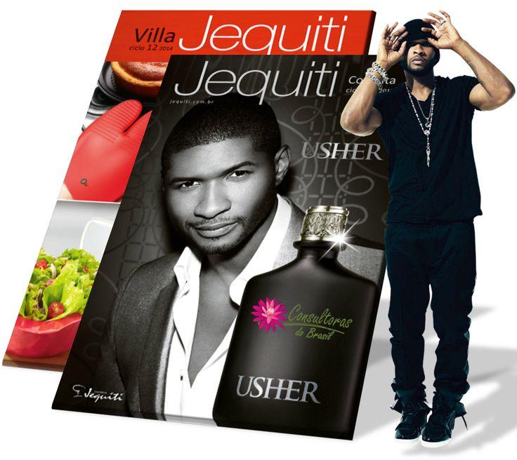 Saiu a revista ciclo 12 da Jequiti. Várias novidades e promoções!!! Fale com uma Consultora Jequiti. #consultorasdobrasil #consultorajequiti #jequiti #usher