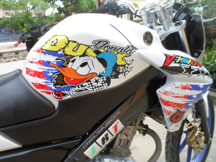 Sticker Motor Sorong-Cutting Sticker Yamaha Vixion #TribalGraphics #CuttingSticker #3DCuttingSticker #Decals #Vinyls  #Stripping #StickerMobil #StickerMotor #StickerTruck #Wraps  #AcrilycSign #NeonBoxAcrilyc #ModifikasiMobil #ModifikasiMotor #StickerModifikasi  #Transad #Aimas #KabSorong #PapuaBarat